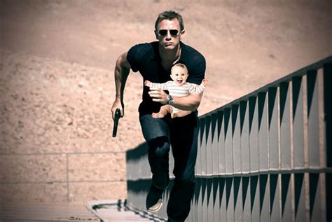 How James Bond Nearly Became a Father