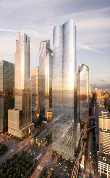 Hudson Yards Coming Into Focus - The New York Times