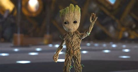James Gunn says Baby Groot is Groot's son, but does that