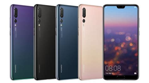 Huawei's new P20 Pro beats Galaxy S9 Plus to become the