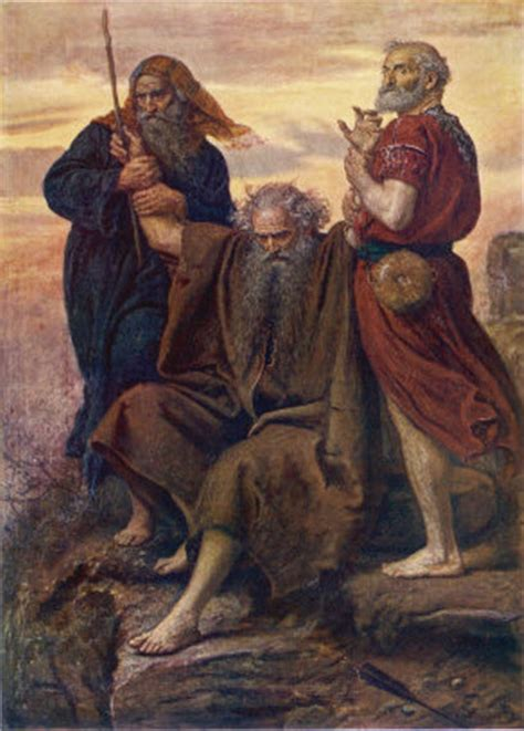 Exodus 17:11 And it came to pass, when Moses held up his
