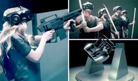 VOID is the first Virtual Reality theme park