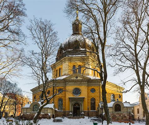 A Tour of Baroque Architectural Landmarks in Sweden