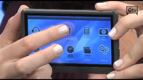 Mach Speed Trio 8GB Touch Screen MP4/MP3 Player - YouTube