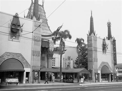 Chinese Theatre marks 90 years as Hollywood glamour