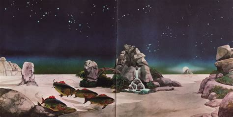 #20: Tales From Topographic Oceans, by Roger Dean