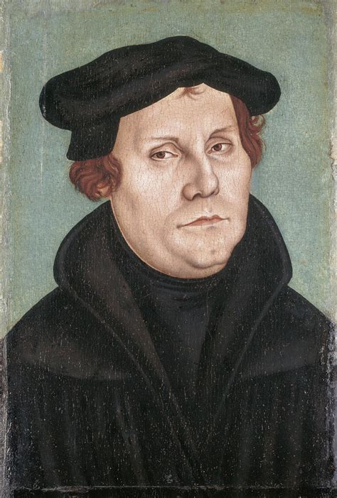 Five Hundred Years of Martin Luther - The New Yorker