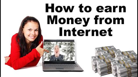 Easy ways you can earn money through Internet | How to