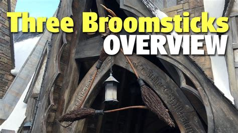 Three Broomsticks in The Wizarding World of Harry Potter