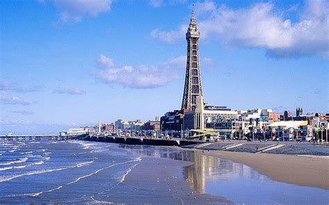 Blackpool is Britain's 'favourite' seaside town - Telegraph