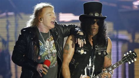 """Guns N' Roses releases new live video for """"Welcome To The"""