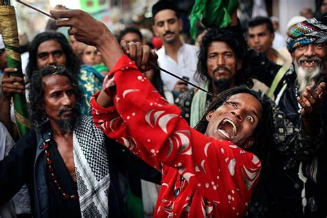 Self-flagellation and the Sufi way of life   IndiaToday