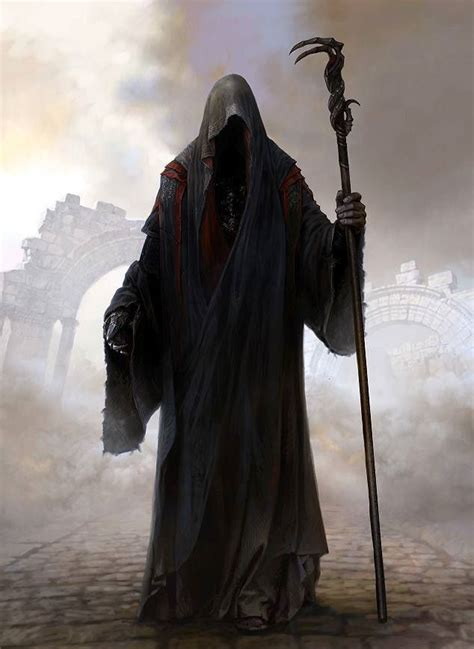 Grim Reaper   Angel of death and etc