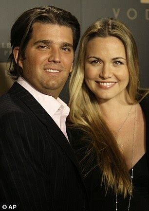 Donald Trump Jr celebrates his wife's 39th with Instagram