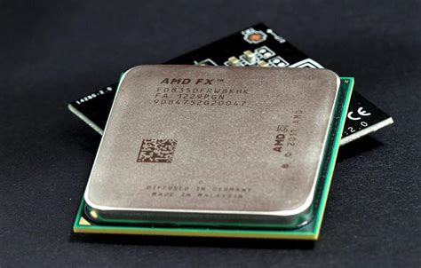 AMD FX 8350 processor review - Introduction