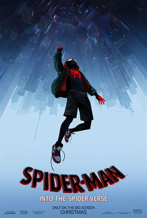 Nerdly » 'Spider-Man: Into the Spider-Verse' gets a new