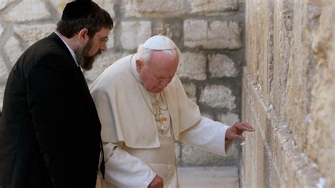 Pope Francis visited Israel in 1973, just as Yom Kippur