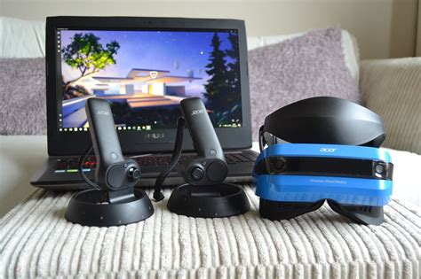 Acer Windows Mixed Reality review: Good enough to bring VR