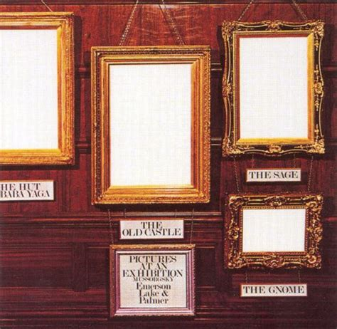 Pictures at an Exhibition - Emerson, Lake & Palmer | Songs