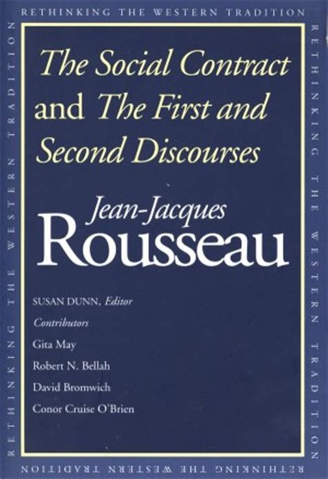 Rousseau Social Contract Quotes