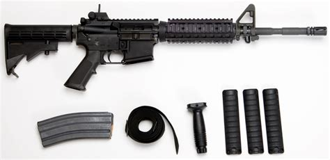 FN Manufacturing Wins Contract to Supply M4A1 - The