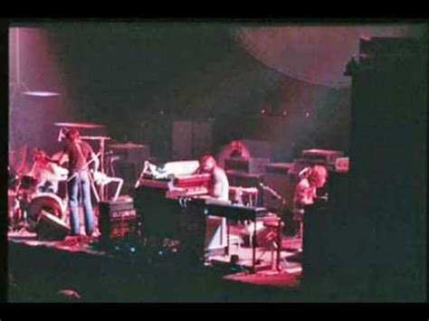 Pink Floyd On the run Vancouver 1975 - YouTube