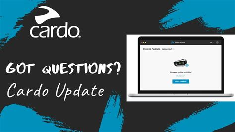 Cardo Update Tutorial: the new FREECOM and PACKTALK