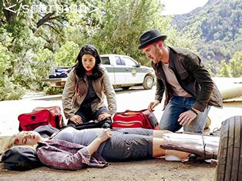 Scorpion 4x10 Gangsterblut (Crime Every Mountain)