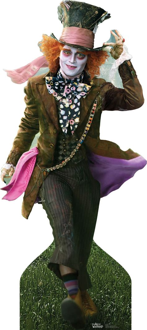 Mad Hatter Johnny Depp Lifesized Stand Up | Mad hatter