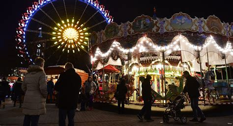 Police to Fence Off Some Christmas Markets in Berlin Amid