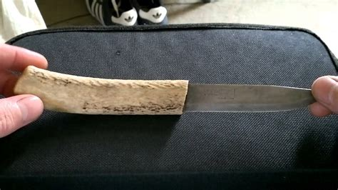 Carbon steel Ray Mears Mora clipper knife with custom