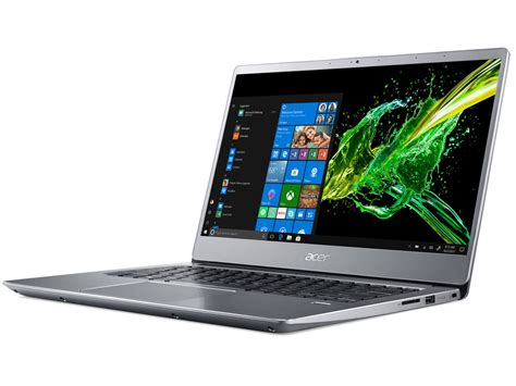 Acer Swift 3 SF314-41 Laptop Review: A stylish and slim