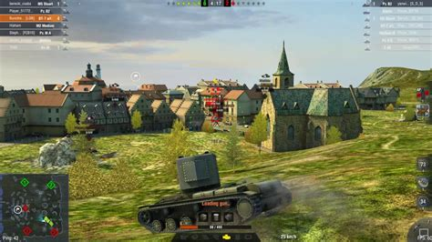 WoT Blitz || Messing with tank models! || Feat