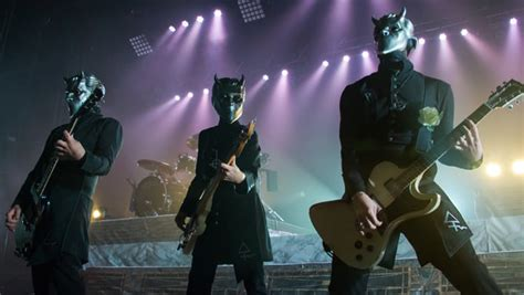 Ghost: A Tale From The Photo Pit – Concert Guide Live