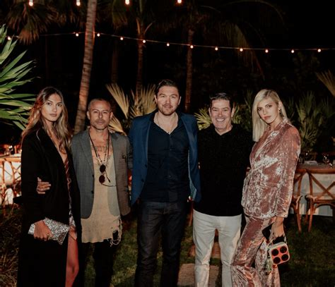 The Art Basel Crowd Celebrates Act 1 at the Faena Hotel